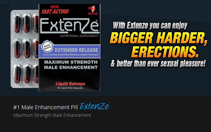 Extenze-pills