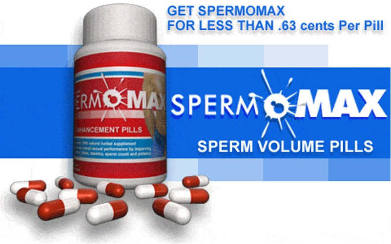 Spermomax-pills